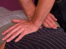 st louis chiropractor saint chiropractic health stl doctor dustan mattingly dusty adjustment